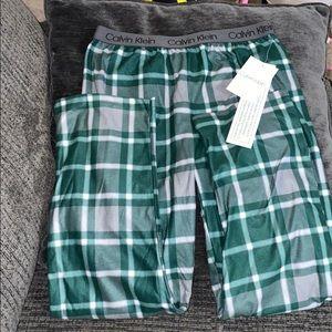 Calvin Klein kid pajama pants